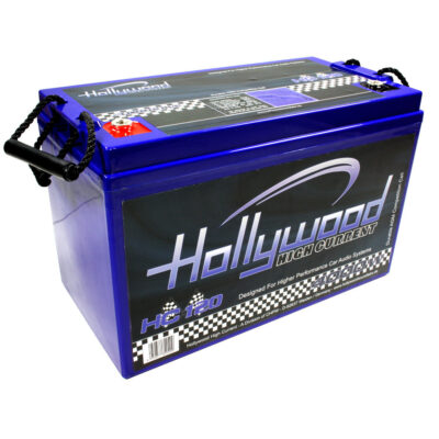 Hollywood HC 120 AGM Batterie