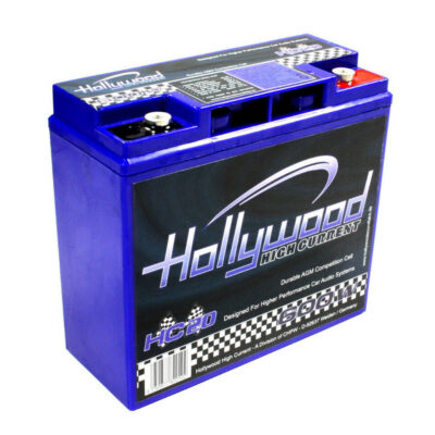Hollywood HC 20 AGM Batterie