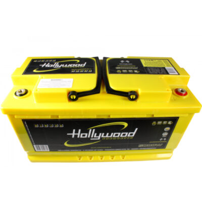 Hollywood DIN 100 AGM Batterie
