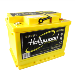 Hollywood DIN 60 AGM Batterie