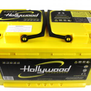 Hollywood DIN 80 AGM Batterie