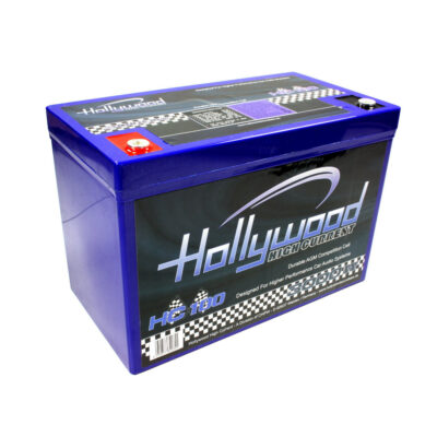 Hollywood HC 100 AGM Batterie