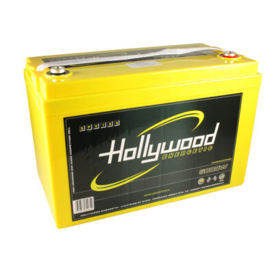 Hollywood SPV 100 AGM Batterie