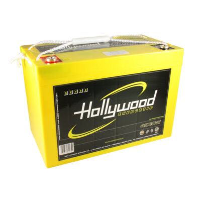 Hollywood SPV 80 AGM Batterie