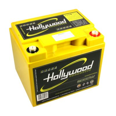 Hollywood SPV 45 AGM Batterie