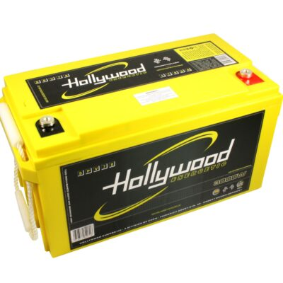 Hollywood SPV 70 AGM Batterie